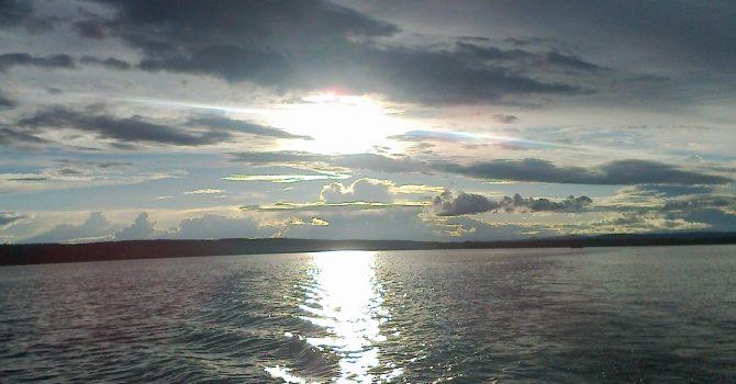 Båttur på Oresjön