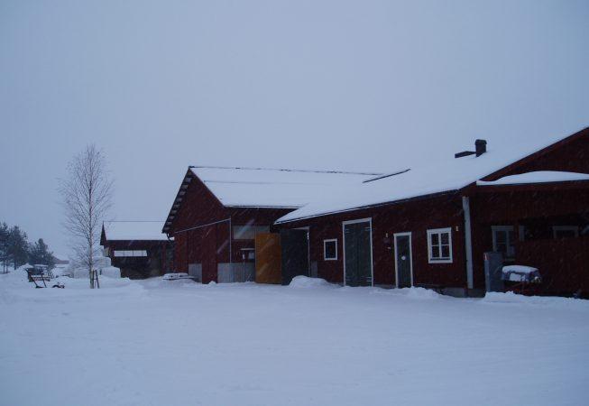 Ladugården